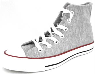 ALL STARS Grey sweater hoog