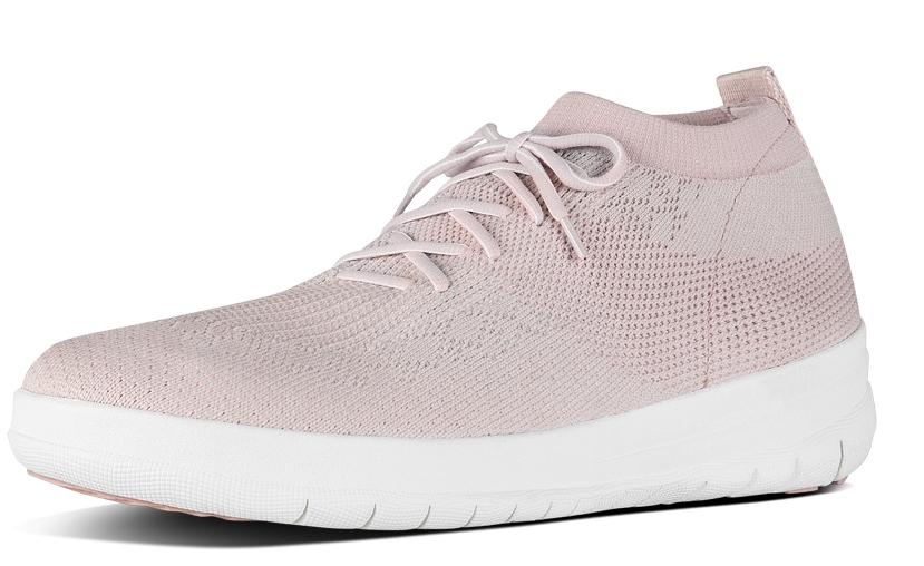 Licht Roze Schoenen : Fitflop licht roze sneaker breisel