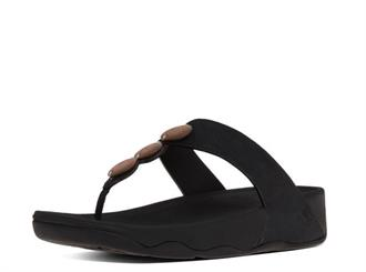 FITFLOP Zw.teen+3 hout