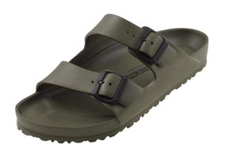 BIRKENSTOCK Khaki waterslipper