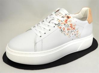CYCLEUR DE White flower sneaker