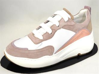 CYCLEUR DE White /rose sneaker