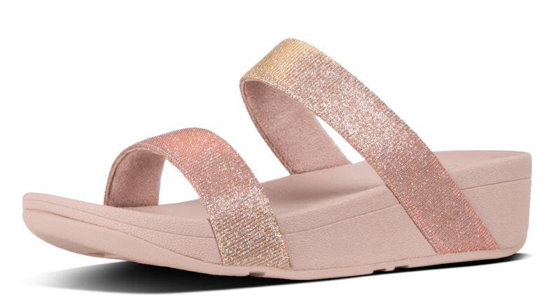 FITFLOP Multi glitzy 2 band