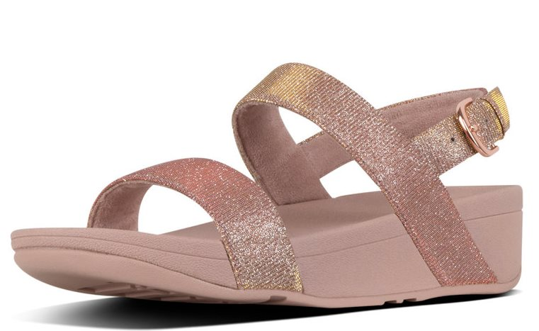 FITFLOP Rose gold sandaal