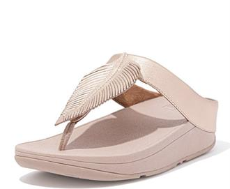 FITFLOP Rose gold teensl.veertje