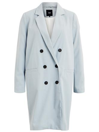 OBJECT Baby blue coat
