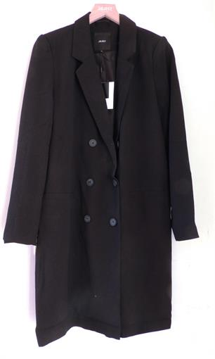 OBJECT Black blazer coat