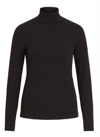 OBJECT Black rollneck
