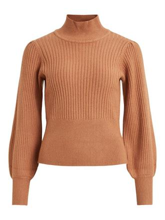 OBJECT Caramel knit pull