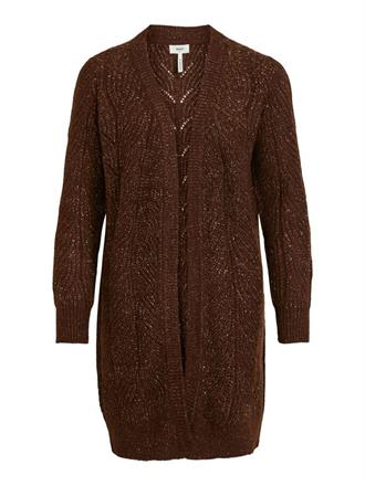 OBJECT Chocolade cardigan