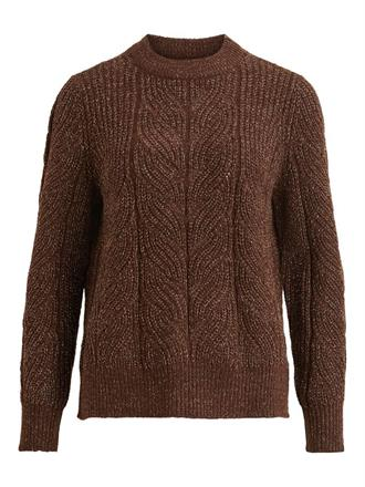 OBJECT Chocolade knit