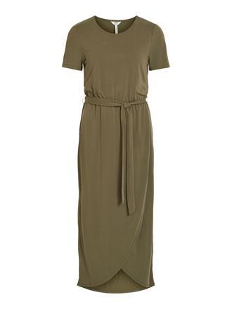 OBJECT Khaki modal long dress