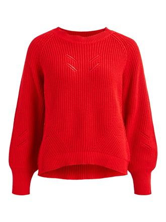 OBJECT Red knit