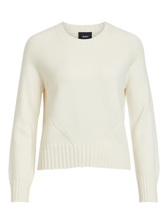 OBJECT Soft white pullover