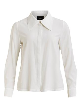 OBJECT White blouse stone