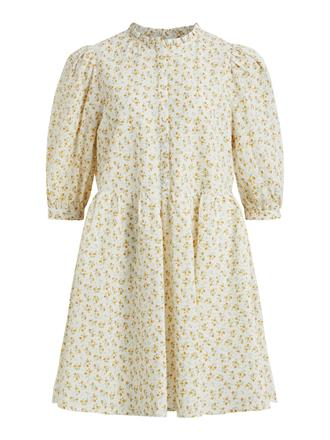 OBJECT Yellow floral dress