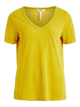 OBJECT Yellow tee