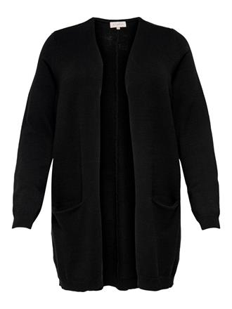 ONLY CARMA Black pocket cardigan