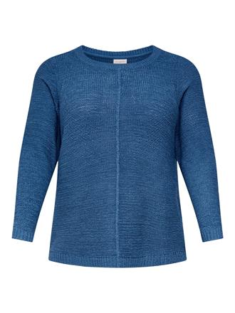 ONLY CARMA Blue knit