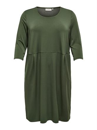 ONLY CARMA Khaki dress