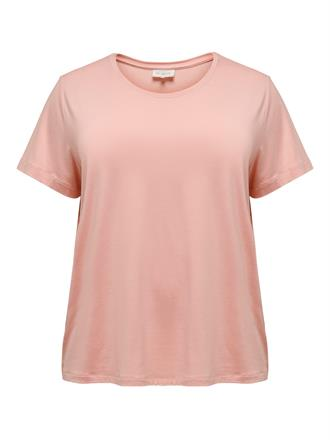 ONLY CARMA Old pink t-shirt