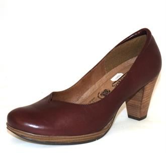SOFTWAVES Bordo leder pump