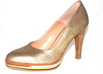 ZINDA Goud pump cracle